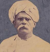 Dwivedi's father, Shri Dayarambhai